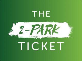 The 2-Park Ticket