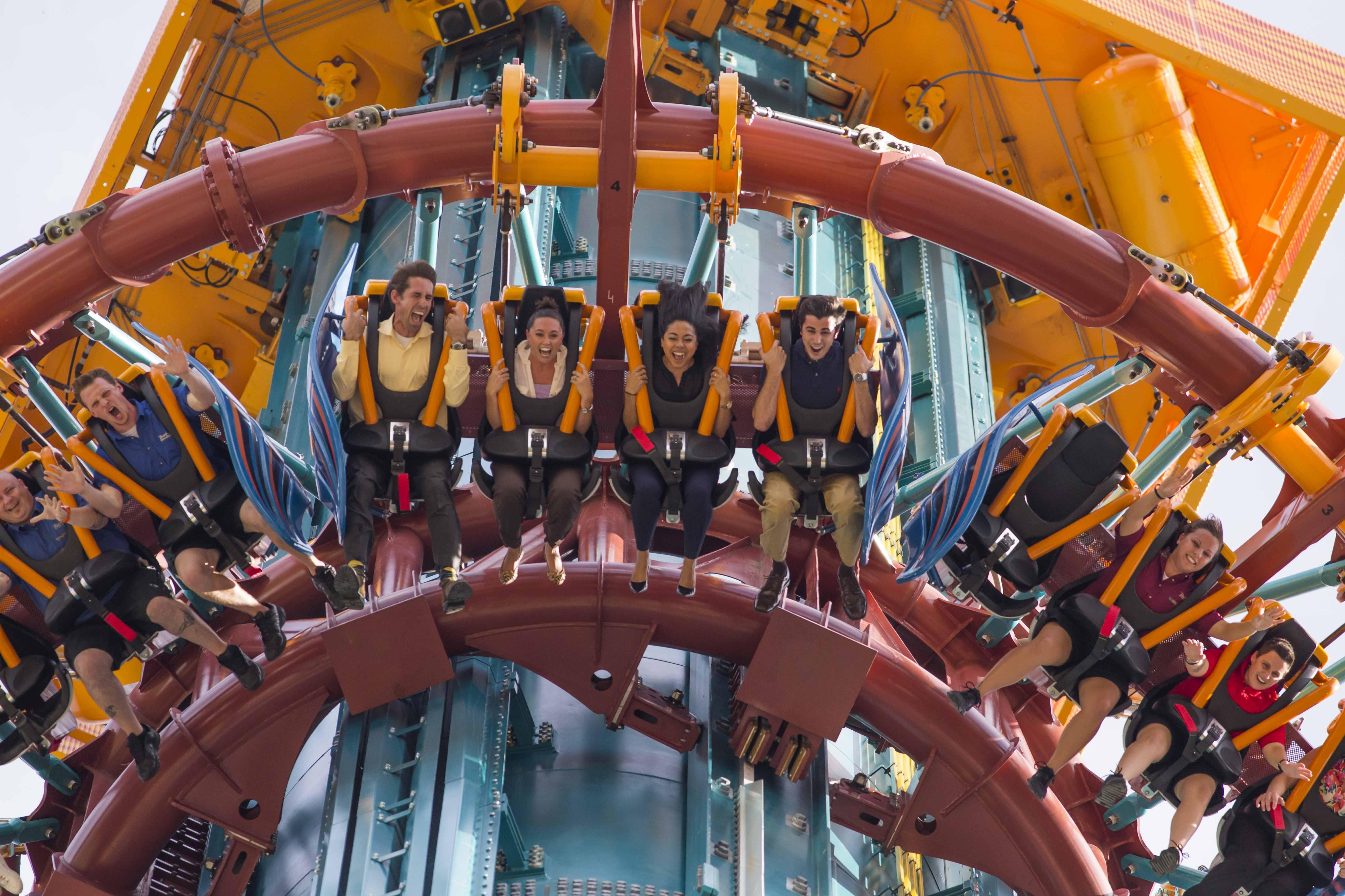 3 Park SeaWorld, Aquatica And Busch Gardens Ticket